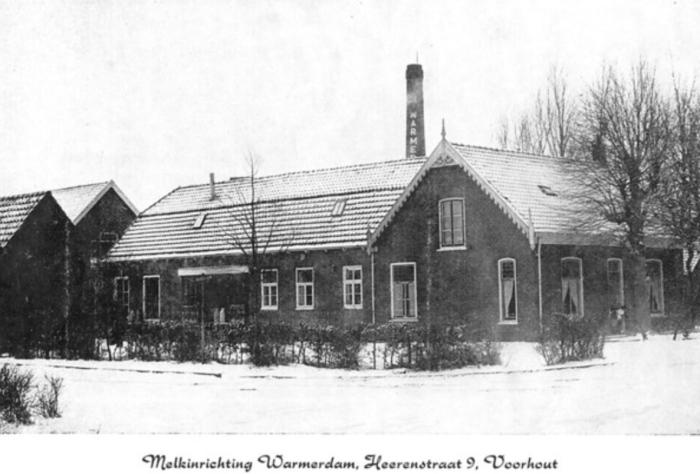 Melkfabriek