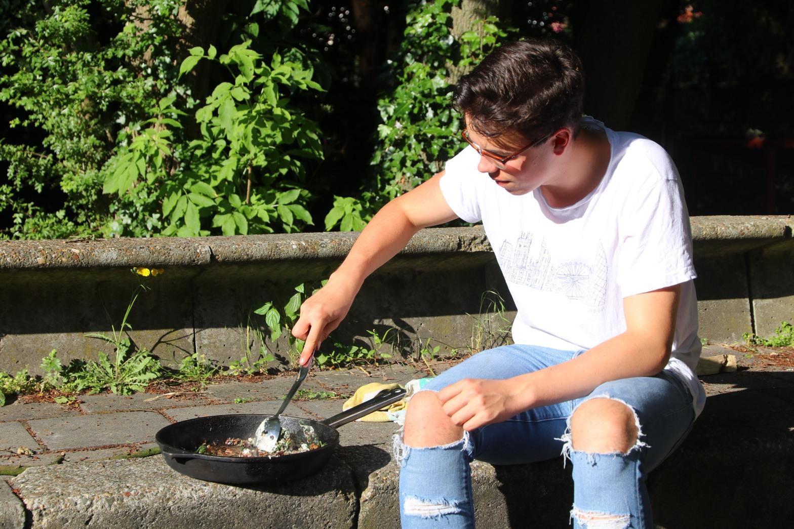 Zo overleef je Voorhout met wild food