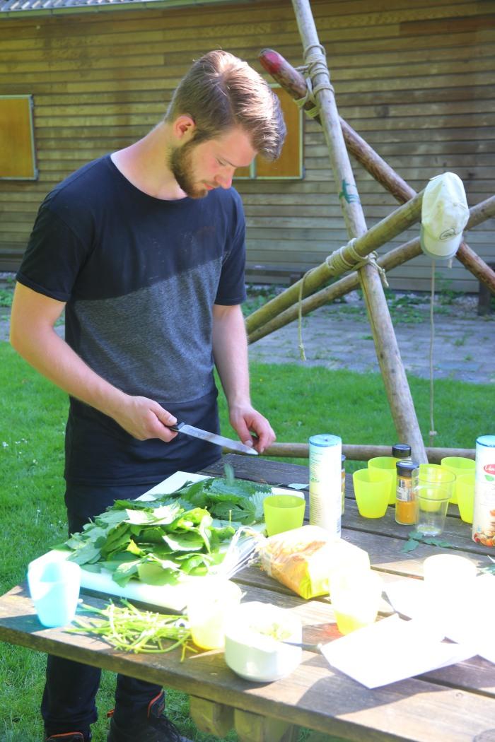 Zo overleef je Voorhout met wildfood