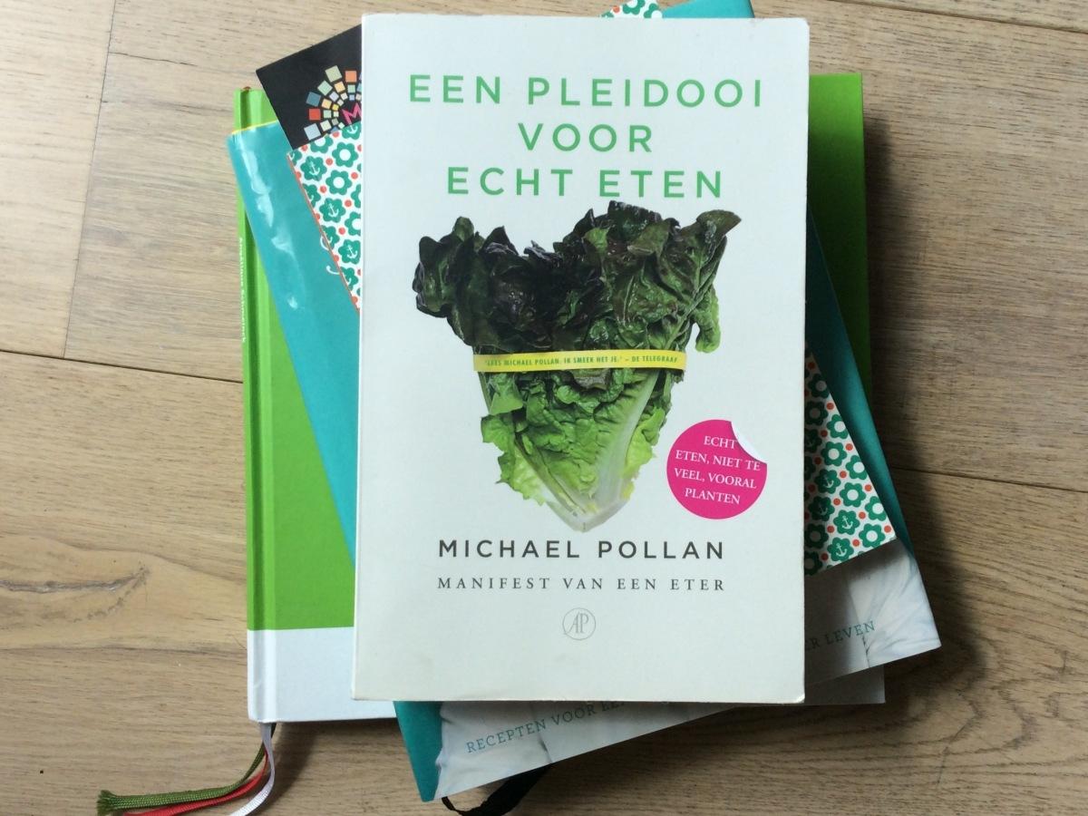 Een pleidooi voor echt eten, Michael Pollan, 2008