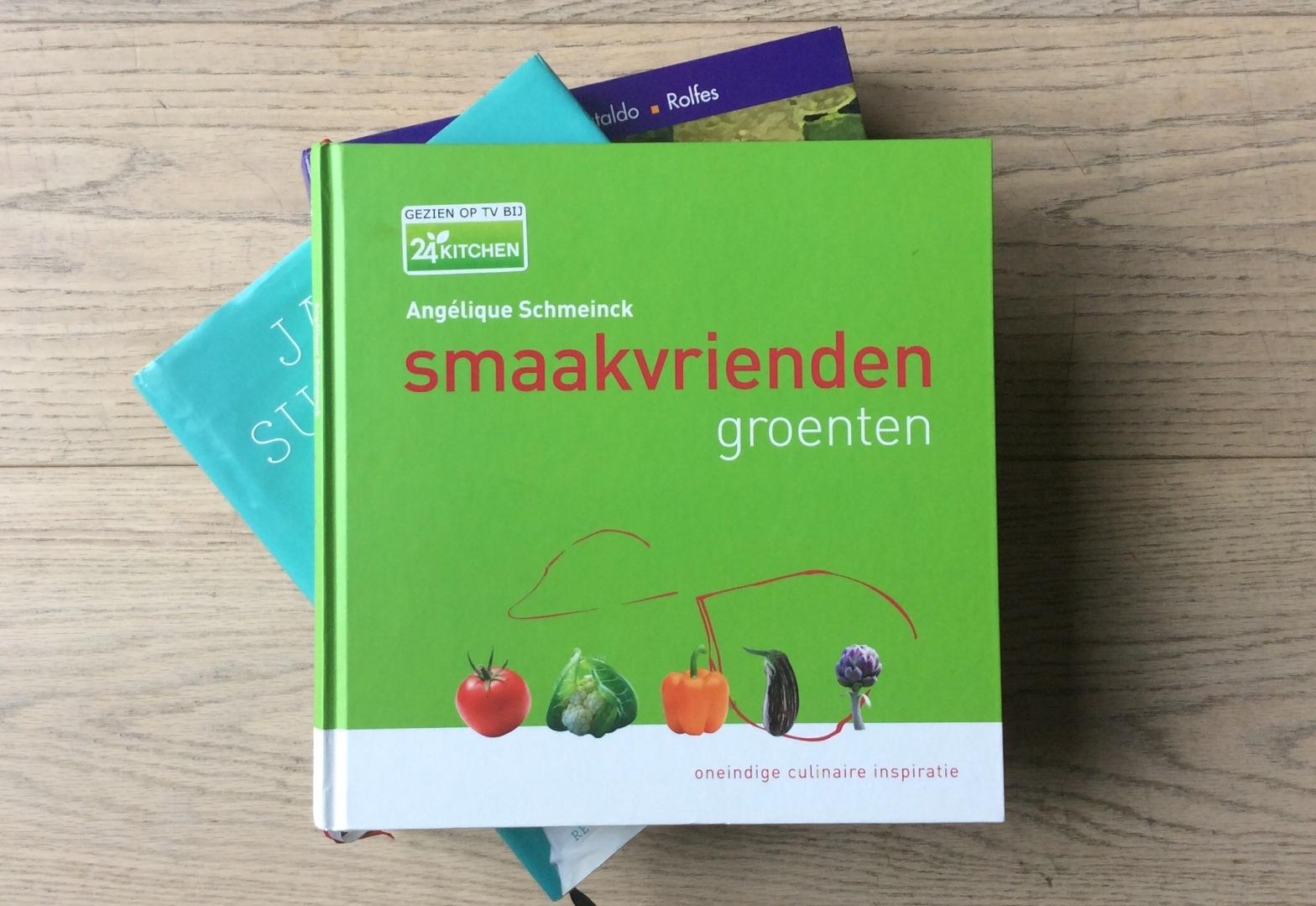 Smaakvrienden groenten, Angélique Schmeinck, 2010