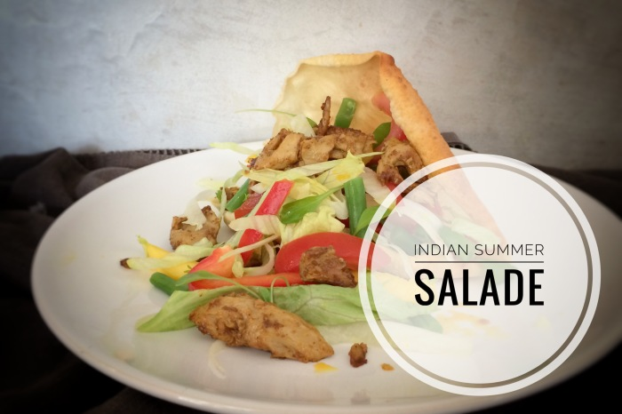 Indian summer salade